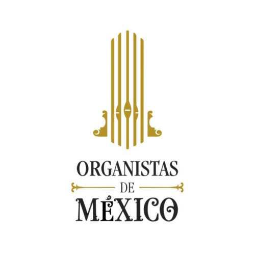 diseño de logotipo - organistas de méxico imagen