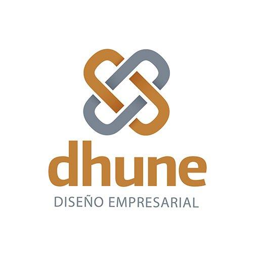 diseño de logotipo - dhune 1